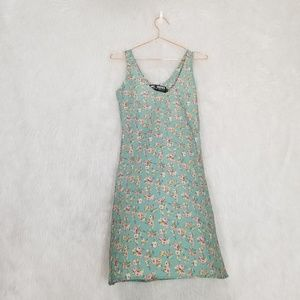 Rare Jac Vanek I Love Everyone Floral Shift Dress
